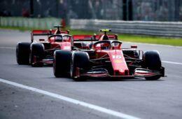 Qualifiche GP Italia: intervista a Leclerc, Vettel e Binotto