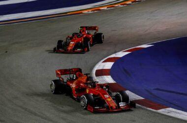 """Toto Wolff: """"La battaglia interna in Ferrari può aiutare la Mercedes"""""""