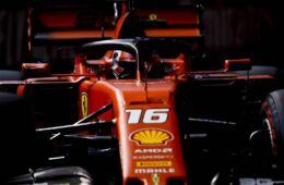 GP Russia: il rammarico di Charles Leclerc