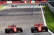 """Rosberg: """"Vettel non contento del ruolo di Barrichello a Spa"""""""