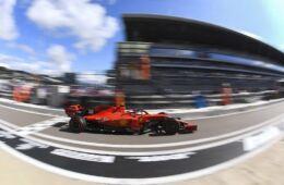 Ferrari nega il vantaggio di motore rispetto alla Mercedes