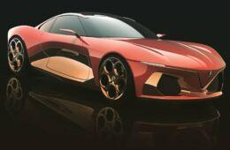 Alfa Romeo GTV: ecco i render 2021