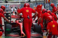 Vettel: penalità evitata per jump start tollerabile
