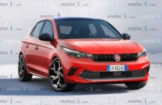 Nuova Fiat Punto: