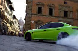 """6 Underground: """"Ritirare lo spot dell'Alfa Romeo a Firenze. È un inno alla violenza"""""""