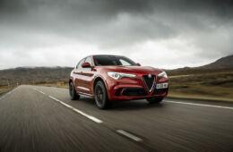 Alfa Romeo Stelvio Quadrifoglio conquista un prestigioso premio irlandese