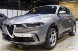Alfa Romeo Tonale: le immagini rubate non sono del modello di produzione