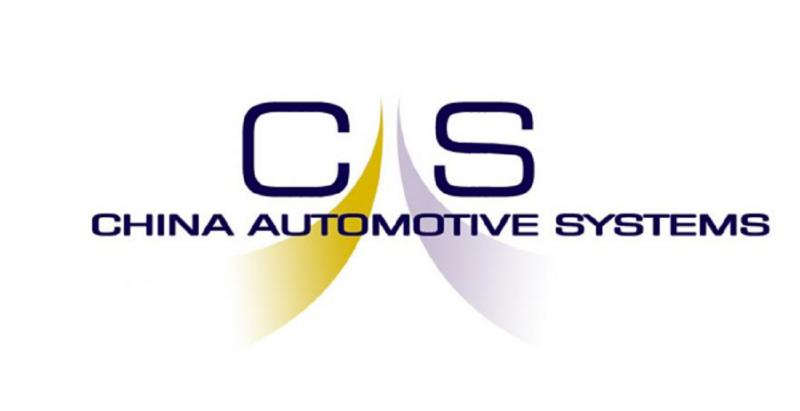 FCA nomina China Automotive Systems come miglior fornitore