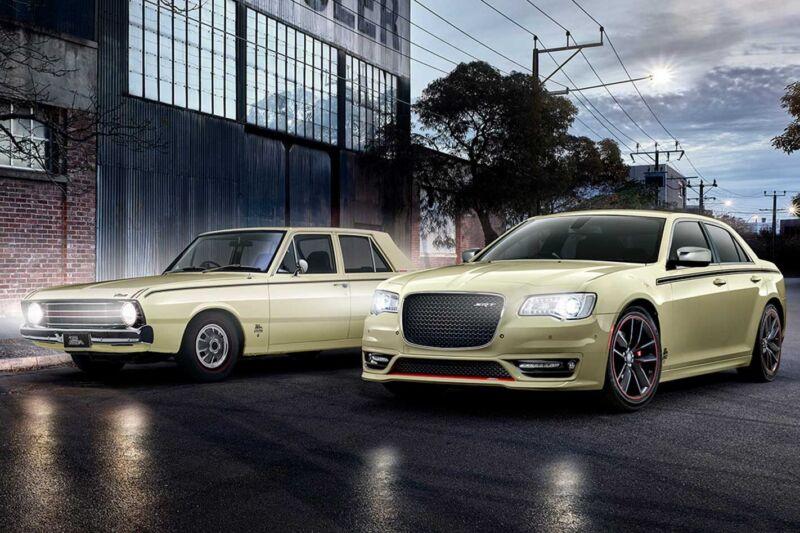 300 SRT Pacer: la Chrysler che rende omaggio alla Valiant