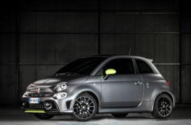 Fiat 595 Abarth Pista: il tributo alla storia Abarth