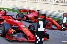 Vettel elogia l'ottimo lavoro di Leclerc