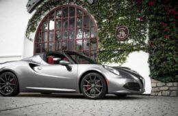 Alfa Romeo 4C Spider non sarà cancellata negli Stati Uniti