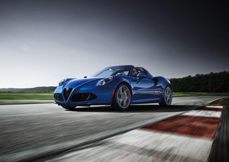 Alfa Romeo 4C 2020: l'ultima produzione limitata all'America