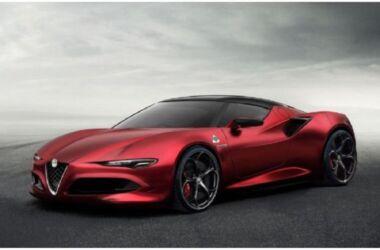 Alfa Romeo GTV e 8C cancellate?