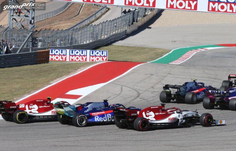 I vertici Alfa Romeo Racing non contenti dei risultati in F1 nel 2019