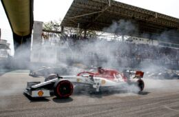 GP Brasile: interviste post gara Alfa Romeo Racing