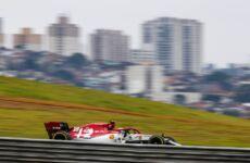 GP Brasile: le prove libere di Alfa Romeo