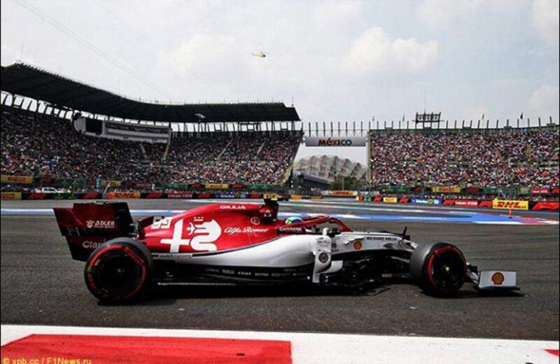 Alfa Romeo Racing: nuovo sponsor con Quintus Technologies