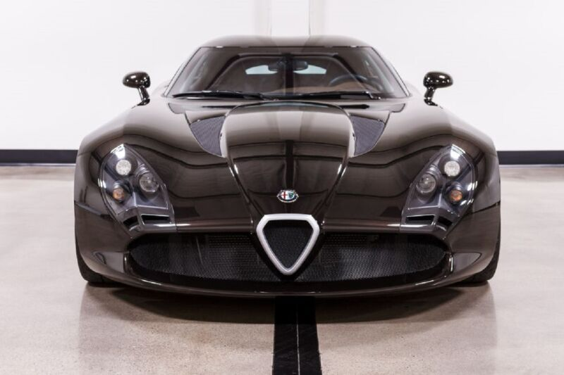 Alfa Romeo Zagato TZ3 in vendita a 700 mila dollari