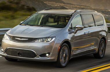 Chrysler Pacifica