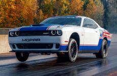 Mopar: ecco il nuovo Drag Pak per Dodge Challenger