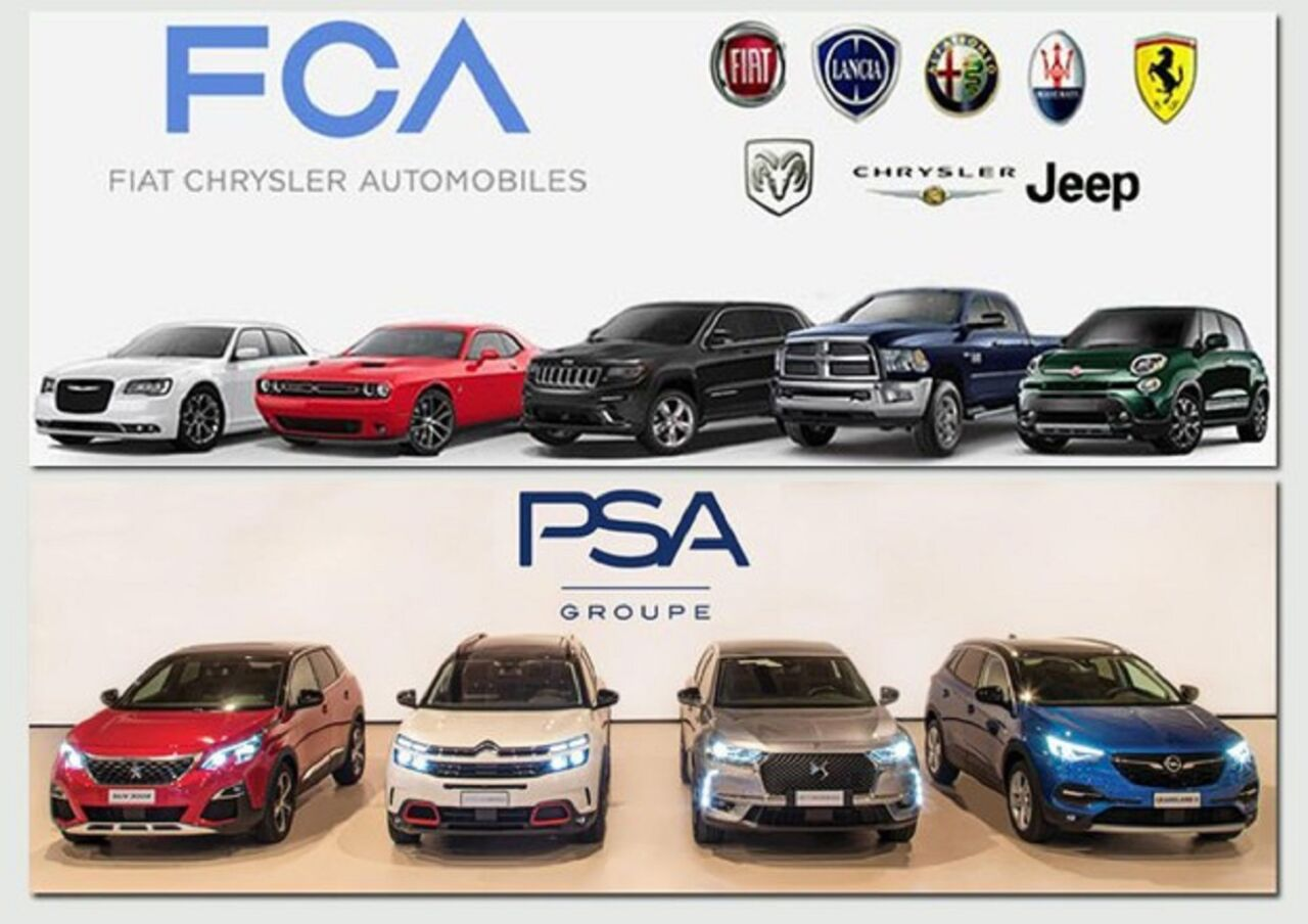 FCA-PSA