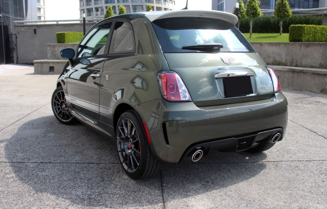Fiat 500 Abarth: nuova versione speciale come tributo al Messico