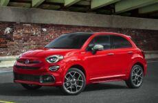 Nuova Fiat 500X nel 2020 per il mercato nordamericano