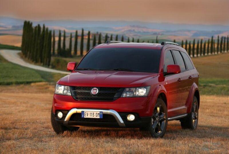 Fiat Freemont: in studio la seconda generazione?
