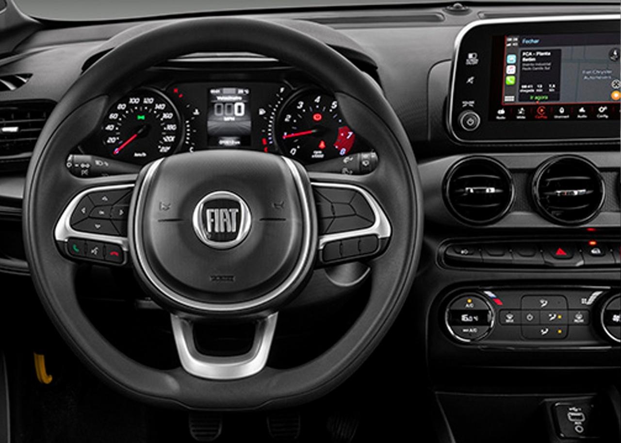 Fiat Argo e Cronos: ecco la versione S-Design
