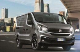Nuovo Fiat Talento: motori e novità