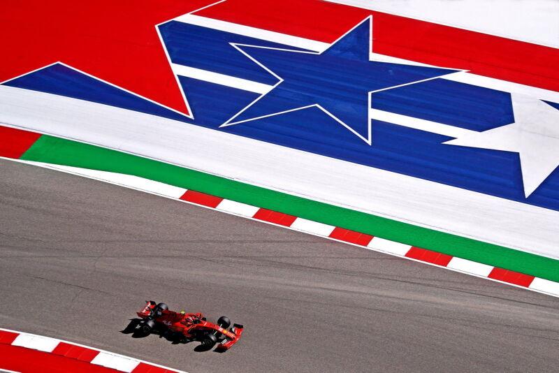 GP Stati Uniti: le interviste del venerdì alla Ferrari