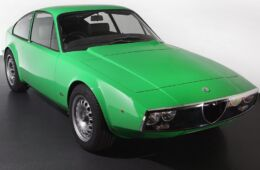L' Alfa Romeo 1600 Junior Zagato di Gordon Murray