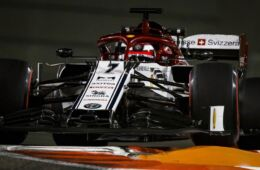 GP Abu Dhabi: interviste Alfa Romeo Racing post-qualifica