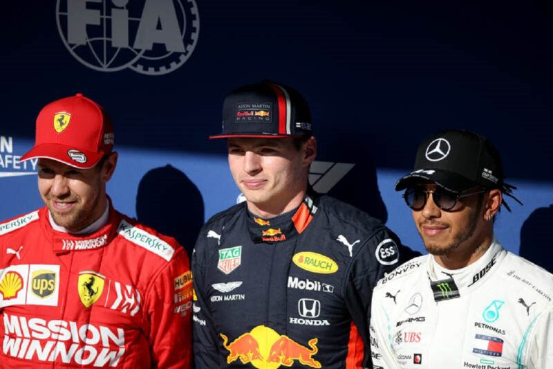 GP Brasile: intervista post qualifiche a Vettel