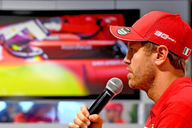 """Vettel: """"Le accuse di imbroglio di Verstappen sono immature e non professionali"""""""