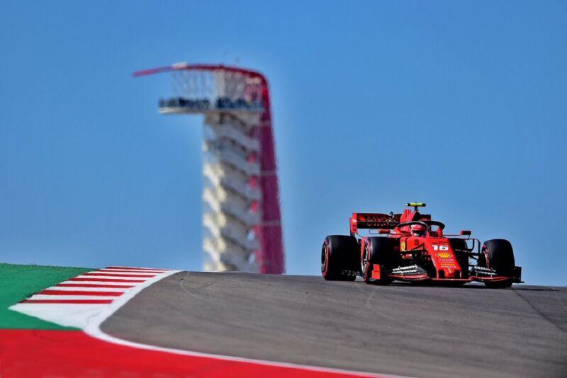 GP Stati Uniti, qualifiche: interviste Ferrari