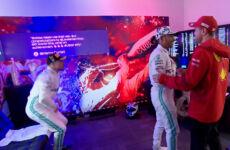 """Vettel si congratula con Hamilton: """"Merita tutto il suo successo"""""""