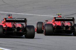 GP Brasile: No Further Action per il contatto tra Leclerc e Vettel