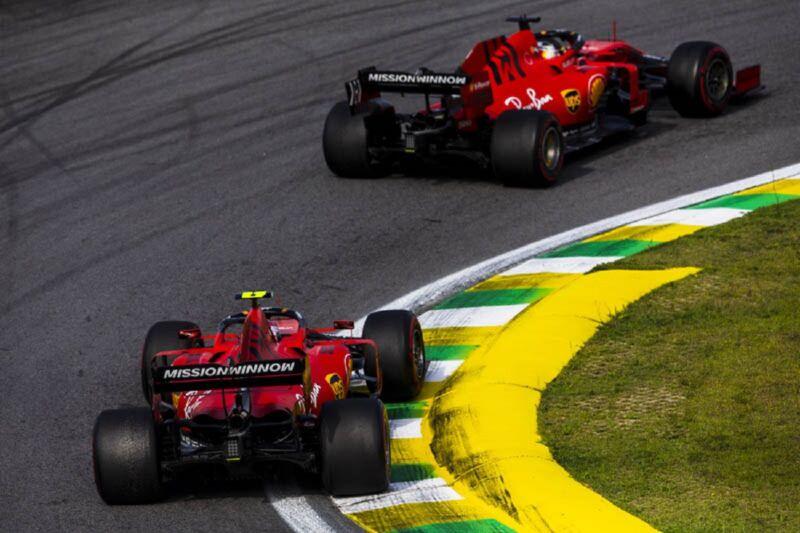 GP Brasile: interviste post-gara in Ferrari