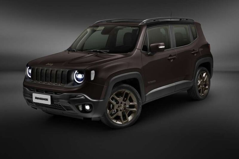 Jeep Renegade: ecco la versione limited 1.8 AT