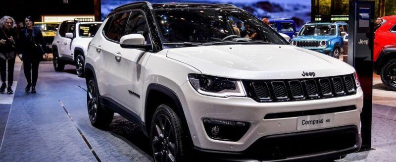 FCA: richiamo per 700 mila SUV a causa di un collegamento elettrico