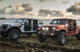 """Jeep: ecco le versioni speciali """"Three O Five"""""""