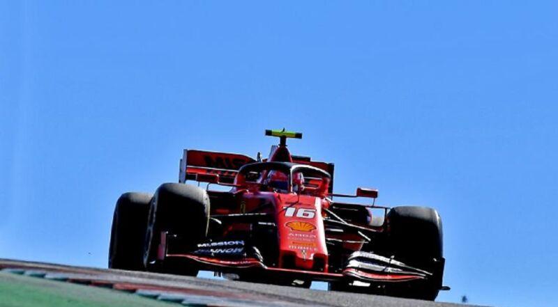 """Leclerc: """"Non ci sono spiegazioni per la difficoltà che abbiamo trovato"""""""