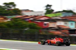 """GP Brasile, FP2: """"doppietta"""" Ferrari"""