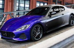 Maserati GranTurismo: edizione speciale tricolore per dire addio alla produzione