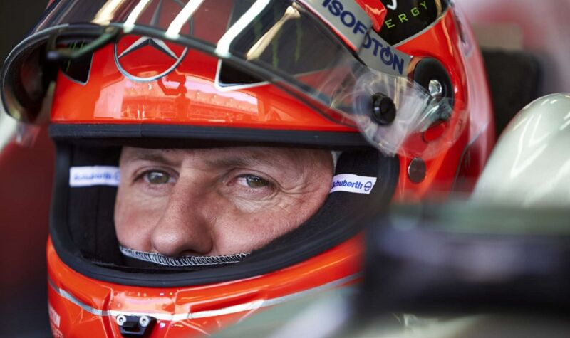 Rinviata l'uscita del film su Michael Schumacher