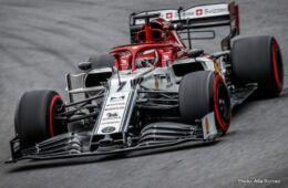 "GP Brasile, Alfa Romeo Racing: ""Siamo soddisfatti"""