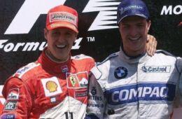 """Ralf Schumacher: """"Sono sempre stato felice per Michael e viceversa"""""""