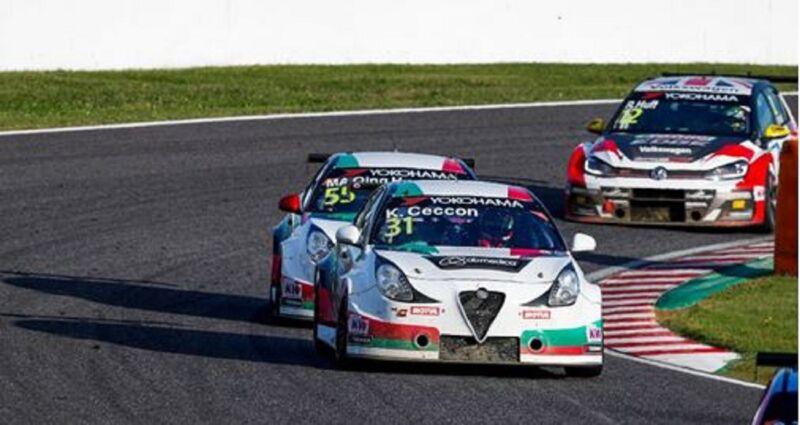 Macao attende la Alfa Giulietta nel WTCR